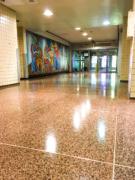 Penn Station Floor