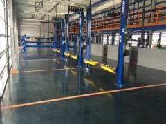 UV Floor Line Striping