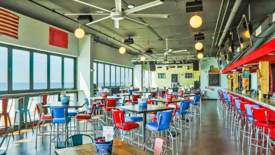 Myrtle Beach Tin Roof Bar