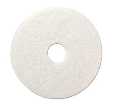 White polish pad