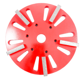 8 inch Grinding Plate