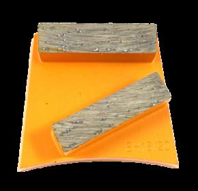 2 Bar Segments