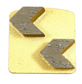2 Arrow Segments