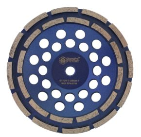 "7"" Double Row Cup Wheel"