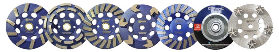 5 inch cupwheels