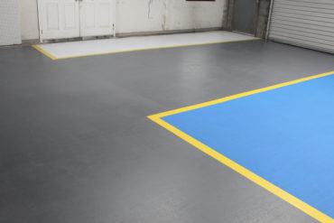 TLC Blue Floor
