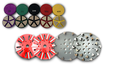 Ceramic & Grinding Plates